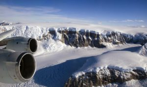 A view of the Antarctic cryosphere (Image: NASA)