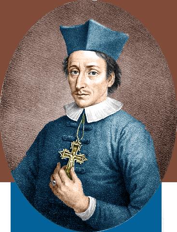 Portrait of Nicholas Steno (public domain; Wikimedia Commons).