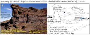 crossbedded channel sandstone