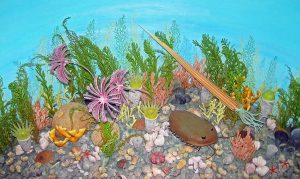Late Ordovician seafloor