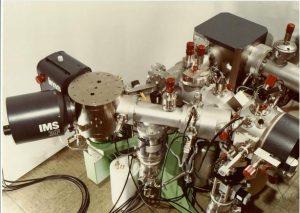 Photo of mass spectrometer