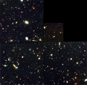 The picture has over 1500 galaxies.